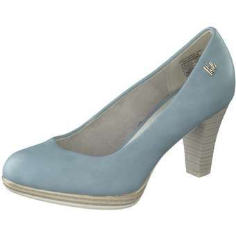 new style e59e1 6bc67 Bruno Banani Pumps Ladies blau | - Kategorie: Damen ...