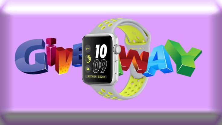 Nike Plus Apple Watch Series 2 Giveaway https://wn.nr/SKHsx6