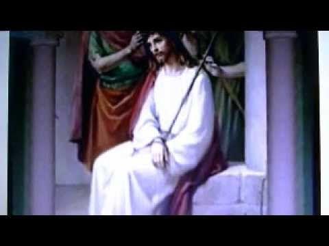 EL SANTO ROSARIO MEDITADO CON AUDIO (MISTERIOS DOLOROSOS MARTES Y VIERNES) - YouTube