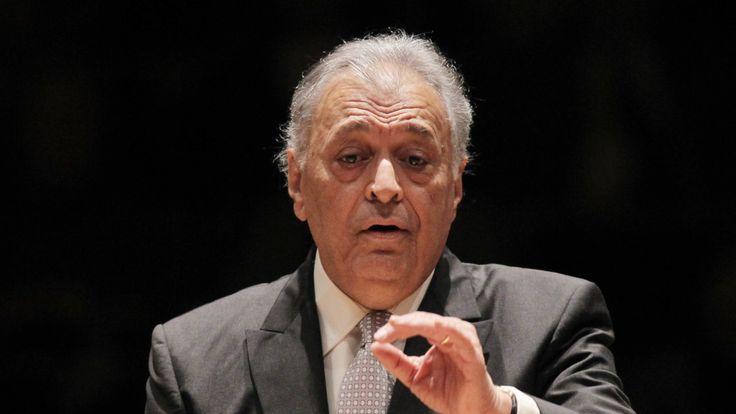 Das Neujahrskonzert 2015 wird bereits zum fünften Mal von Zubin Mehta geleitet.