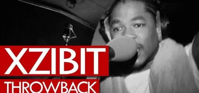 Video: Xzibit - Tim Westwood Throwback Freestyle 2003