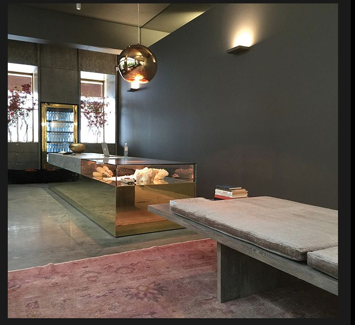 Yoga Studio Lighting Ideas: 43 Best Lobby/Reception Images On Pinterest