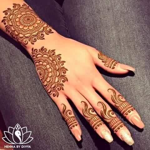 Beautiful Henna