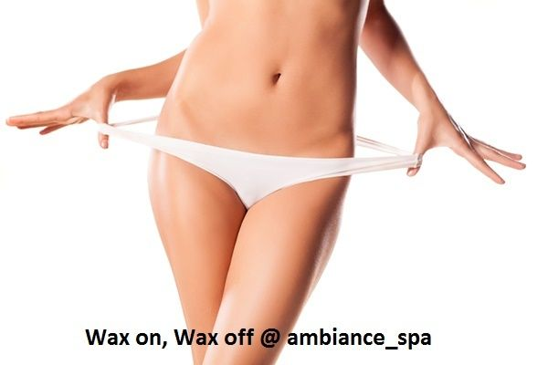 There a Brazilian reasons to get a bikini wax. Call us to schedule one 562.621.1121. #ambiance_spa #waxing #facials #bodyscrubs #tummywrap #skincare #suncare #makeup #beauty #shoplocal #shopsmall #shop4thstreet #BelmontHeights #repost (Image taken and edited from www.gurl.com)
