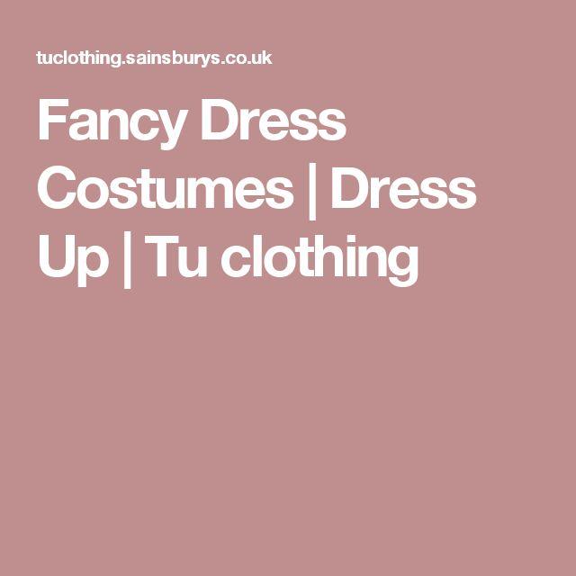 Fancy Dress Costumes   Dress Up    Tu clothing