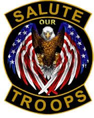 Join the NFL & USA in honoring the military community By tweeting #salutetoservice Each tweet garners a $5 donation to this great cause! Has to be on Twitter! Let's Break the Bank for our #troops #military