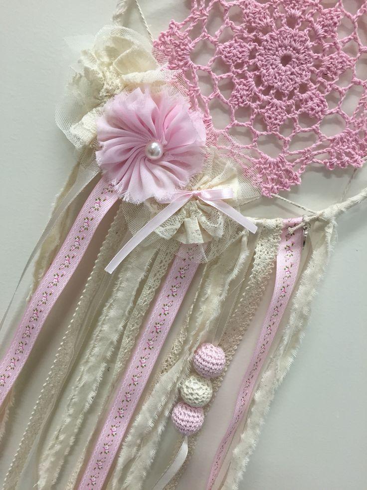 Pretty pink Dream Catcher