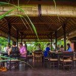 ウブド(プネスタナン)の超隠れ家的ベジレストラン Moksa Restaurant Ubud