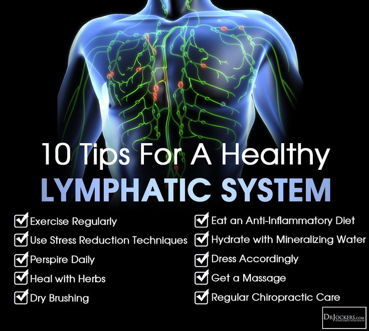 10 Ways to Improve Your Lymphatic System - DrJockers.com....http://drjockers.com/10-ways-to-improve-your-lymphatic-system/