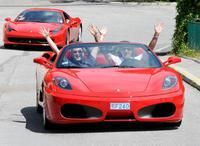 France-Ferrari Sports Car Experience from Nice