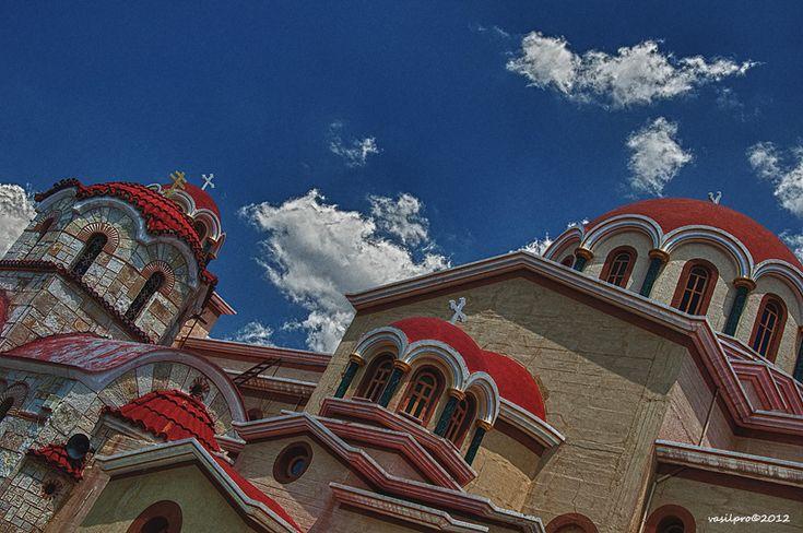 Orthodox Church  II - Skourta, Attiki