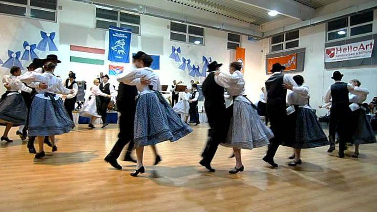 XIV  Tanzgala Saar 2012  Donau - Polka