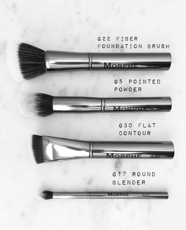 Can we talk about the Gunmetal collection by Morphe Brushes? They are seriously the best, most affordable brush line ever. I do not have a coupon code yet myself, once I get one I will make sure to link it here. Let me know what you guys think about the morphe brushes!