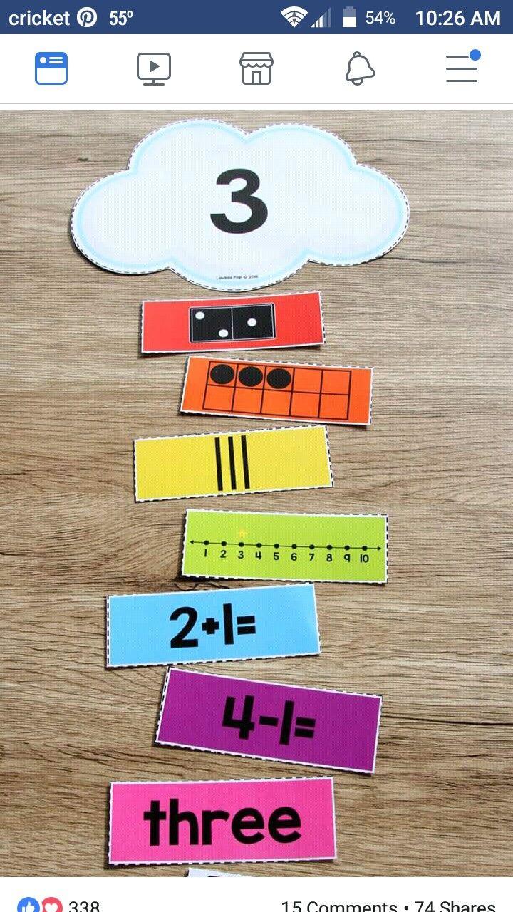Pin By Kim Niemeyer On School Stuff Teaching Fun Fun Math Kindergarten Math [ 1280 x 720 Pixel ]