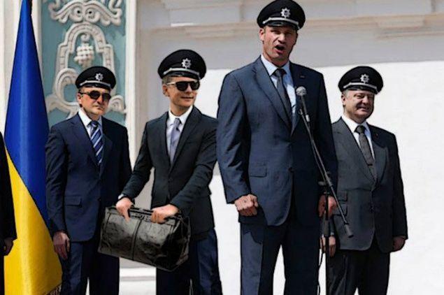 Виталий Кличко и полицейский пончик (киевское городское фэнтези) - Юмор - Выбор материалов - Рекламно-информационный портал «Прораб Днепропетровщины