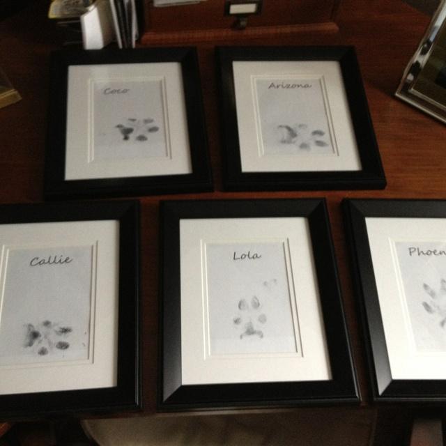 17 best Craft for dog paws images on Pinterest | Pet memorials, Dog ...