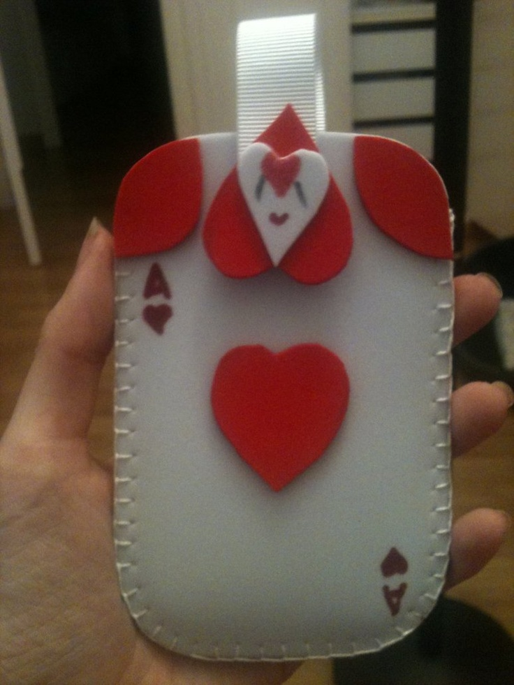 Mobile Case Alice in Wonderland Inspired by ~anapeig
