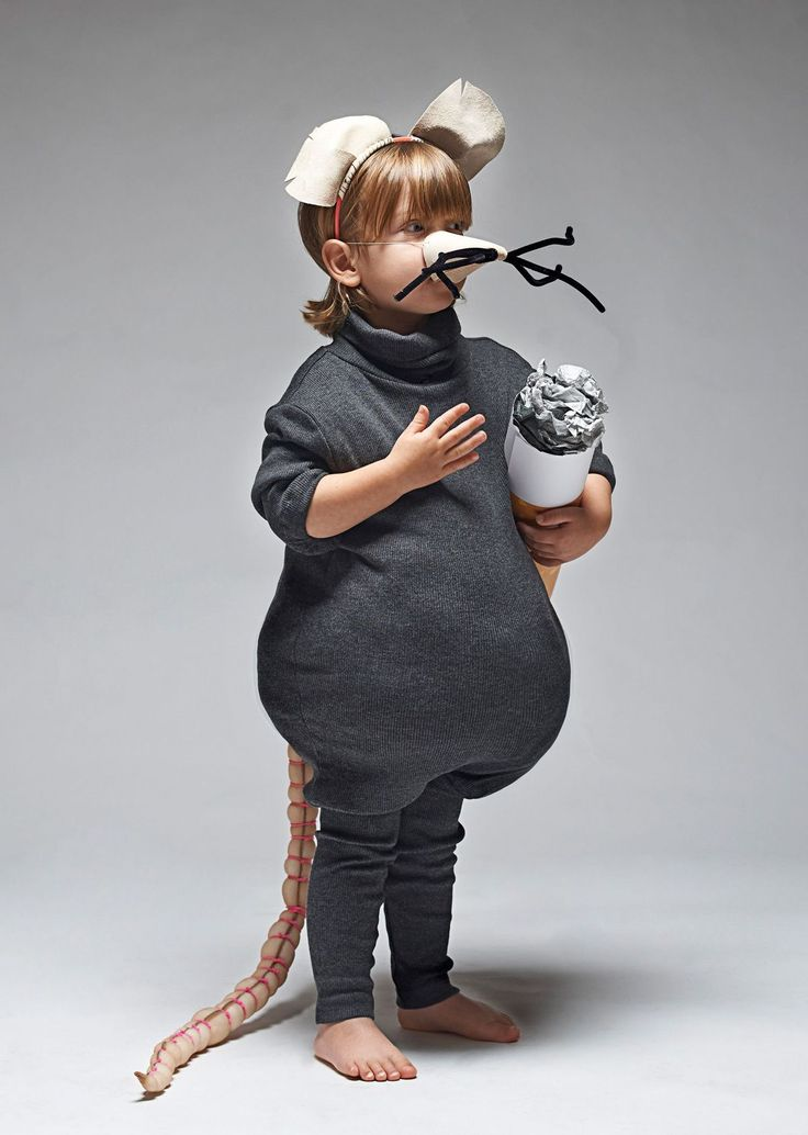 Pigeons, rats and hipsters: Halloween costumes show London's real terrors