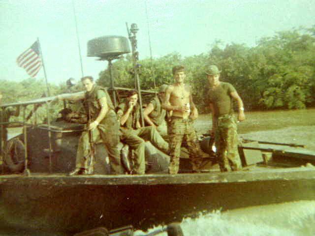 PBR Boat Crew