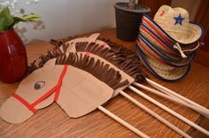 Sombreros y Caballos, una divertida forma de poner concepto a tu fiesta.