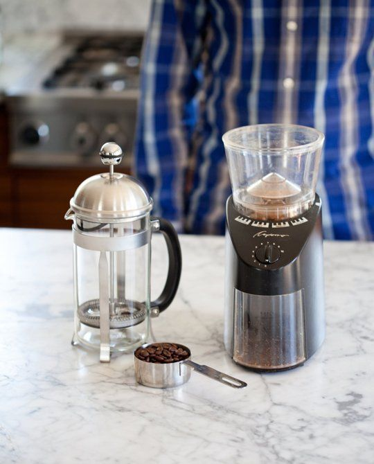 How To Make French Press Coffee — Cooking Lessons from The Kitchn | The Kitchn