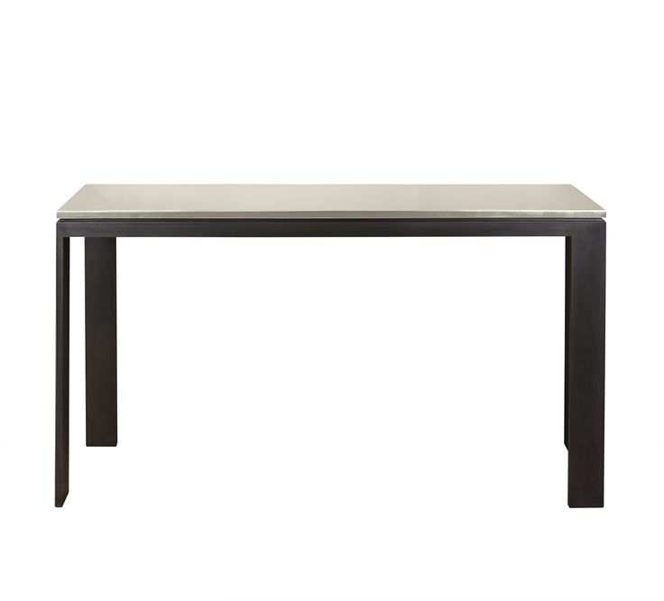 Buy Stal Console by Maxine Snider Inc. - Made-to-Order designer Furniture from Dering Hall's collection of Contemporary Mid-Century / Modern Transitional Console Tables.
