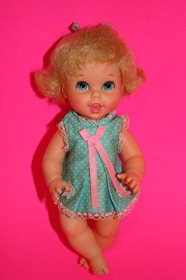 mattel doll Vintage