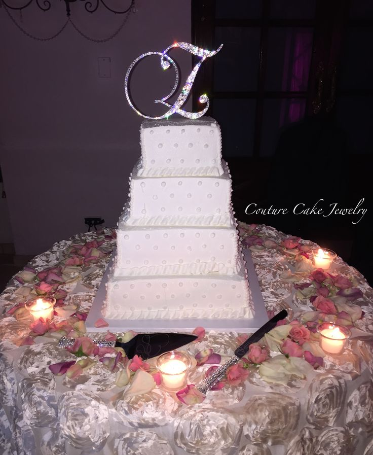 blinged out wedding cake toppers 172 best images about favorite monogram cake toppers on 11919
