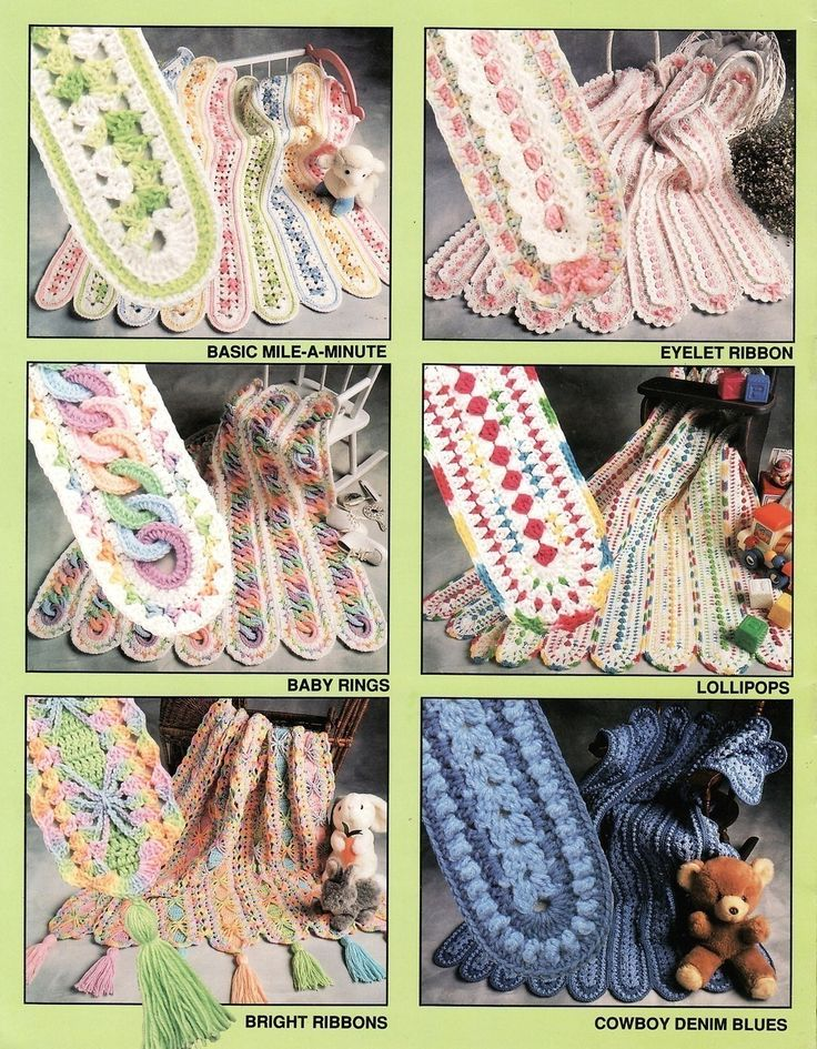 Double quick mile a minute afghan crochet patterns