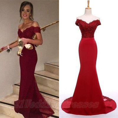 Prom dress burgundy 66