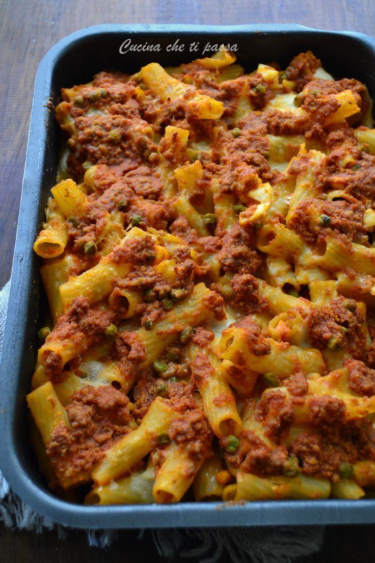 pasta a forno ricetta (27)