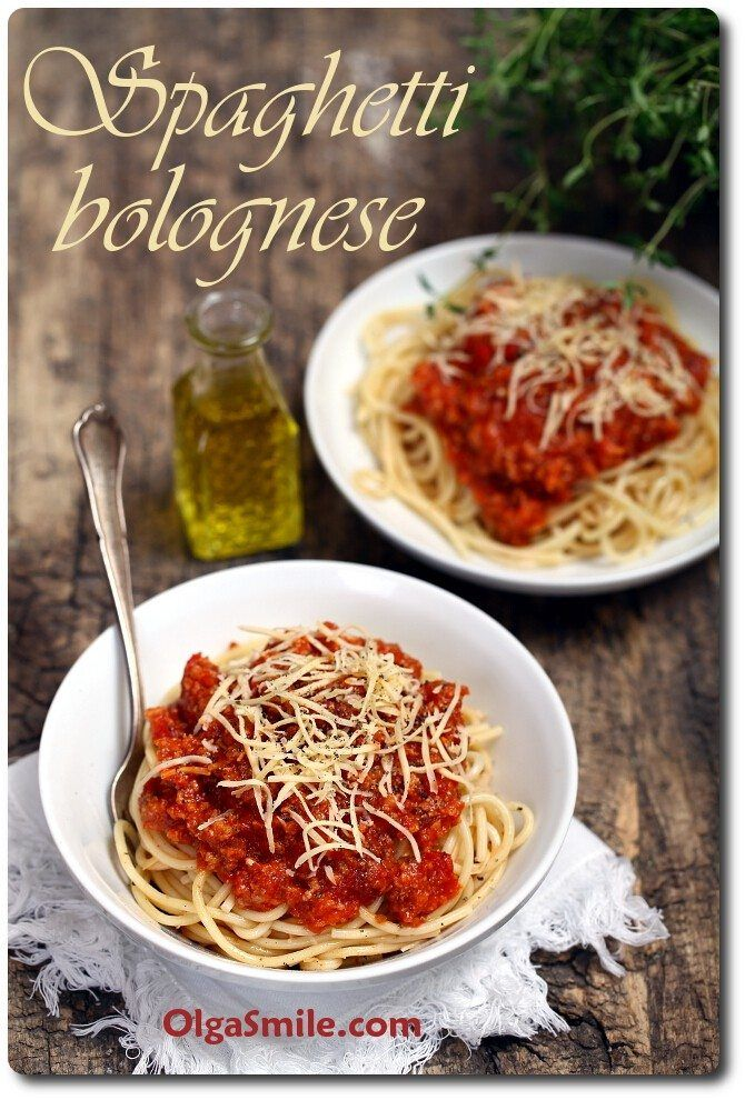 Spaghetti bolognese recipes - Spaghetti bolognese- Spaghetti bolognese recipe