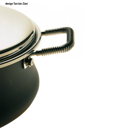 Thema, high technology stainless steel pots & pans with titanium coat