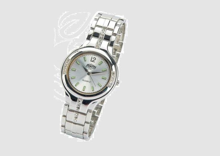 Altav's Gents Silver Diamonte watch #durban #southafrica #watches #fashion