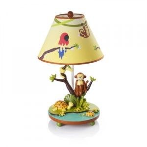 Jungle Party Lamp