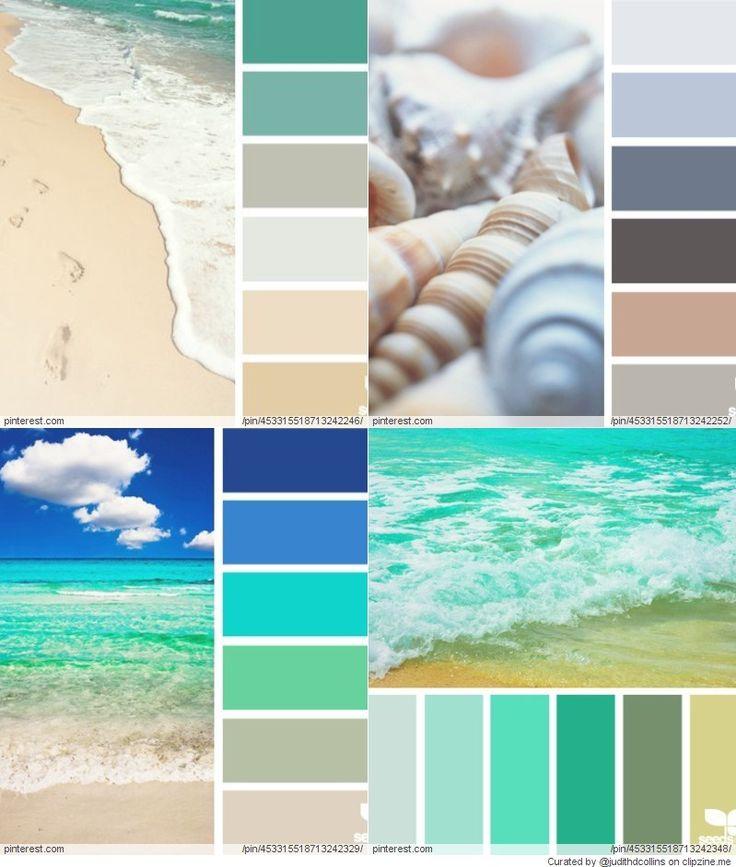 Beach House Color Palettes Joy Studio Design Gallery