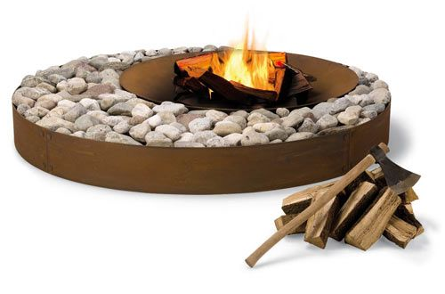 Aromatic Outdoor FireplaceFire Pits, Modern Fireplaces, Ideas, Fireplaces Design, Gardens, Outdoor Fire Pit, Outdoor Fireplaces, Firepit, Yards