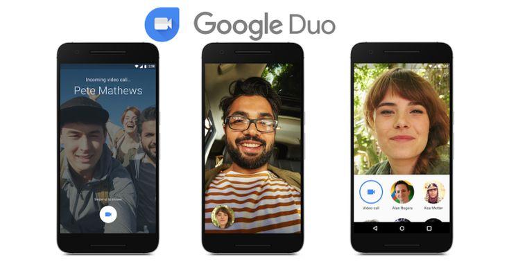 Google Duo Google va bientôt lancer sa nouvelle application mobile pour iOS et…