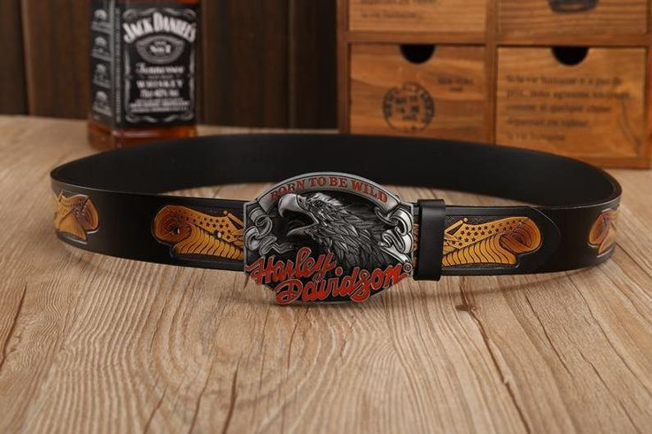 Rock Style Mans Belt //Price: $36.99 & FREE Shipping //     #health #beauty