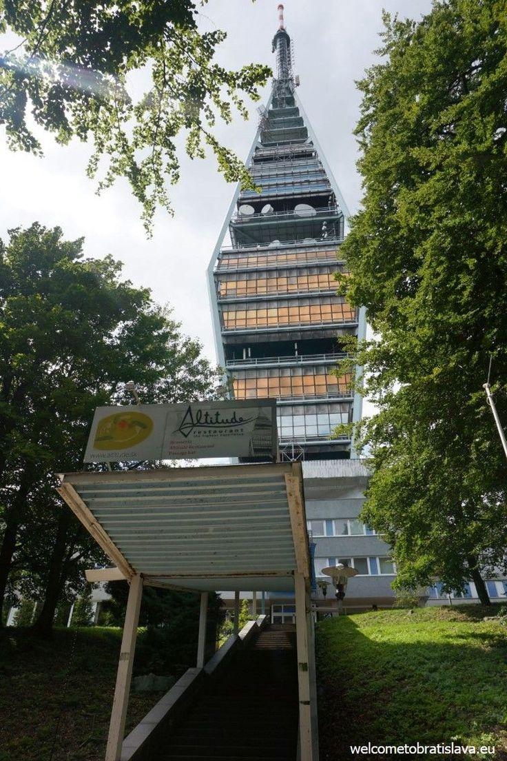 KAMZIK TOWER - WelcomeToBratislava   WelcomeToBratislava