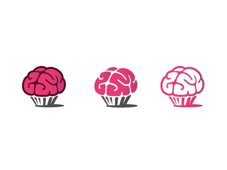 I'm not exactly sure what this logo is representing, but I like the concept a lot. The cupcakes could stand individually, but when put together they really tie together and create a completed look.