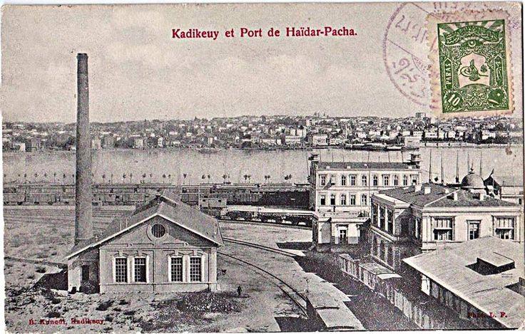 KADIKÖY * 1910'lar