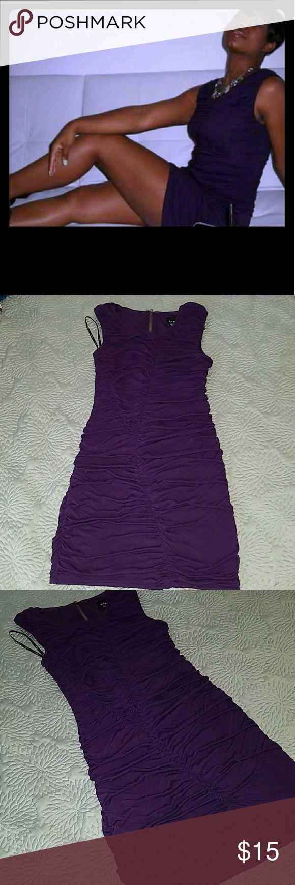 Very sexy purple mini dress! Size medium Very sexy purple mini dress! Size medium Dresses Mini