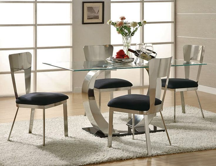 Best 25+ Modern dining room sets ideas on Pinterest   Modern ...