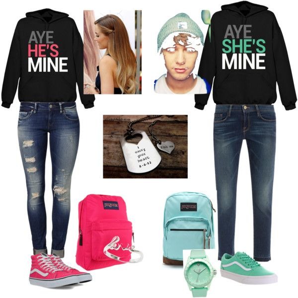 Cute Matching Outfits For Couples With Swag | www.imgkid ...