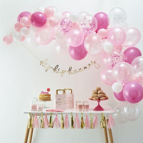 Auffallige Ballon Bogen Fur Deine Party Feier Oder Hochzeit