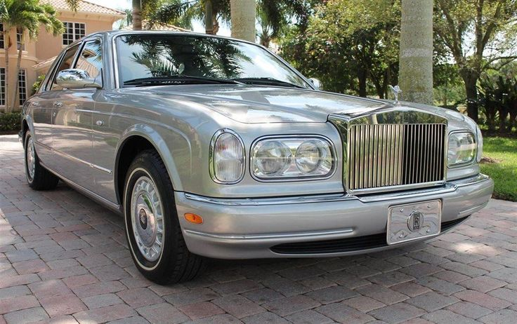 Rolls Royce Silver Seraph | eBay