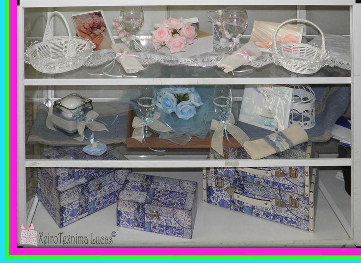XeiroTexnima Lucas - Λουκάς - είδη συσκευασίας δώρου - μικρά διακοσμητικά- κουτιά - κορδέλες -υφάσματα - καλάθια - ψάθινα προϊόντα - είδη και εργαλεία χειροτεχνίας - υλικά για μπομπονιέρες - λαμπάδες - εξαρτήματα για την κατασκευή μπιζού .