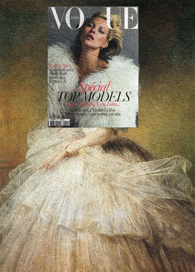 Princess Kate Kate Moss, Vogue Paris October 2009 + Alexandra, Princess of Wales by Richard Lauchert