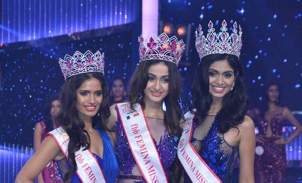 Femina Miss India 2015  #missindia #missworld #missworld2015 #india